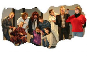 Und alles auf Krankenschein, Theater Schönau, Ray Cooney
